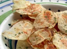 weight watchers microwave potato chips recipe