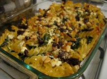 weight watchers pasta casserole recipe