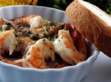 weight watchers shrimp scampi recipe