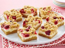 Weight Watchers Cranberry Apple Crumb Bars Recipe