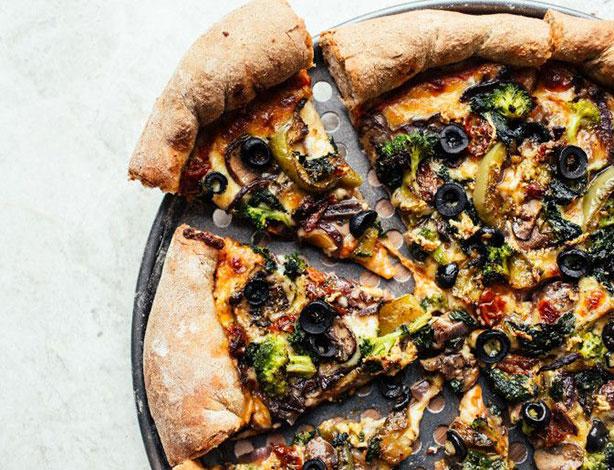 Weight Watchers Vegetarian Pizza Recipe