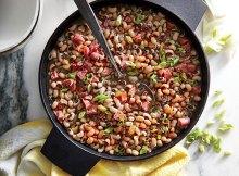 Weight Watchers Smoky Black-Eyed Peas recipe