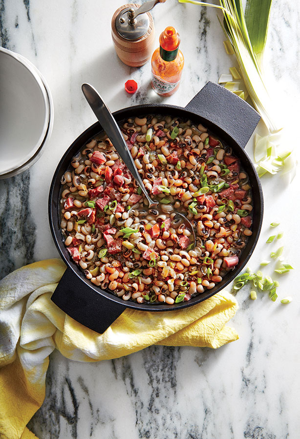 Weight Watchers Smoky Black-Eyed Peas recipe