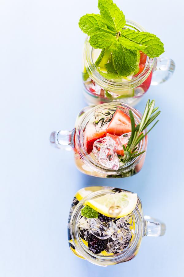 Making Infused Water