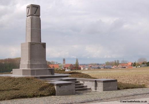7th Division Memorial