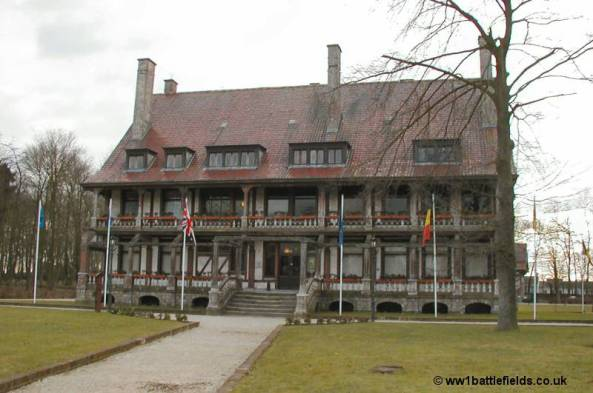 Passendale Memorial 1917 Museum