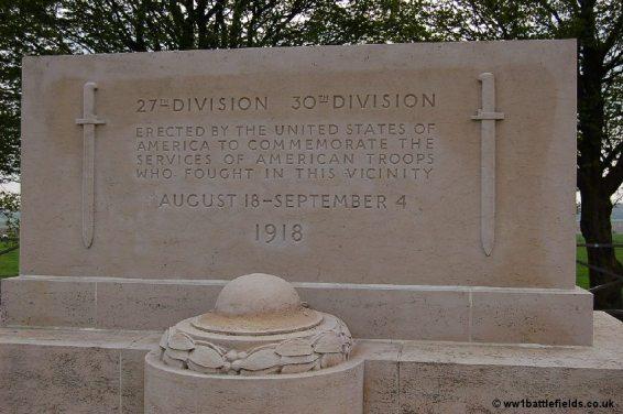 The American monument near Kemmel
