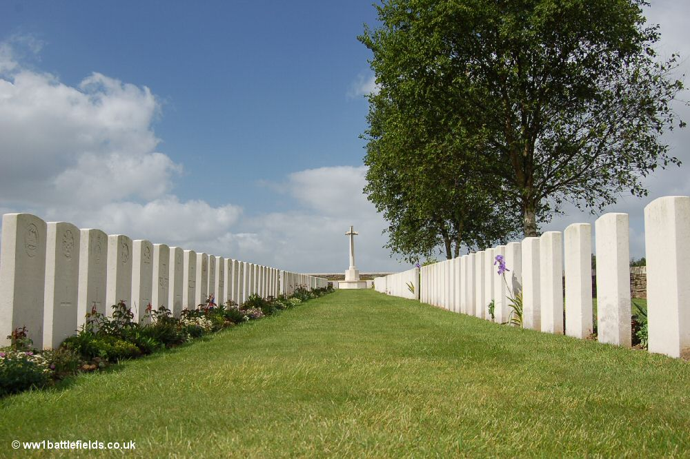 Locre Hospice Cemetery