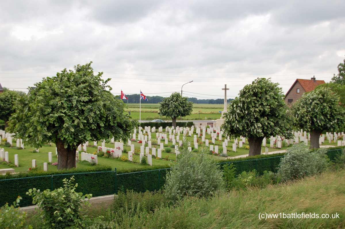 Essex Farm Cemetery