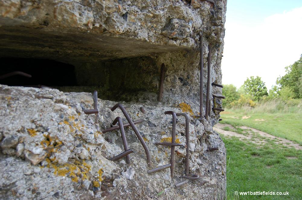 Fortified Pillbox at Hill 60
