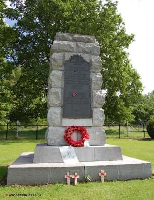 1st Australian Tunneling Co. Memorial