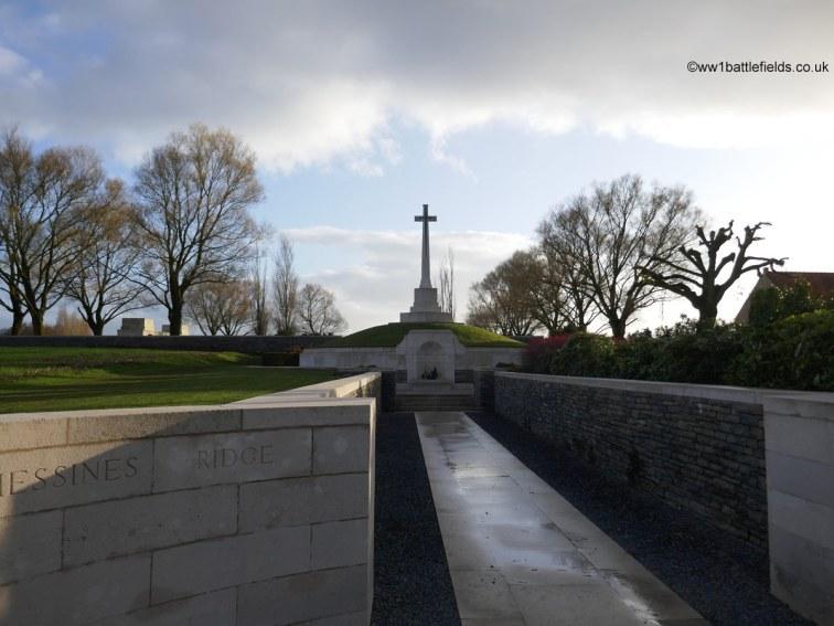 Messines Ridge Cemetery