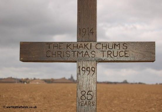 The Khaki Chums Cross