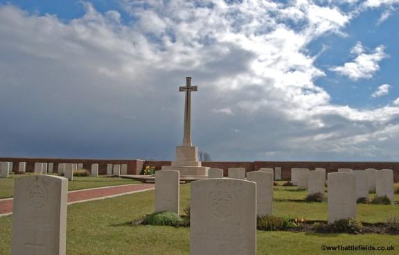 Lancashire Cottage Cemetery