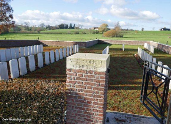 Mud Corner Cemetery