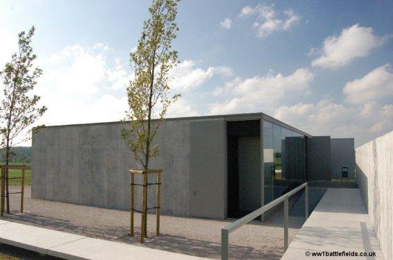 Tyne Cot Visitors Centre