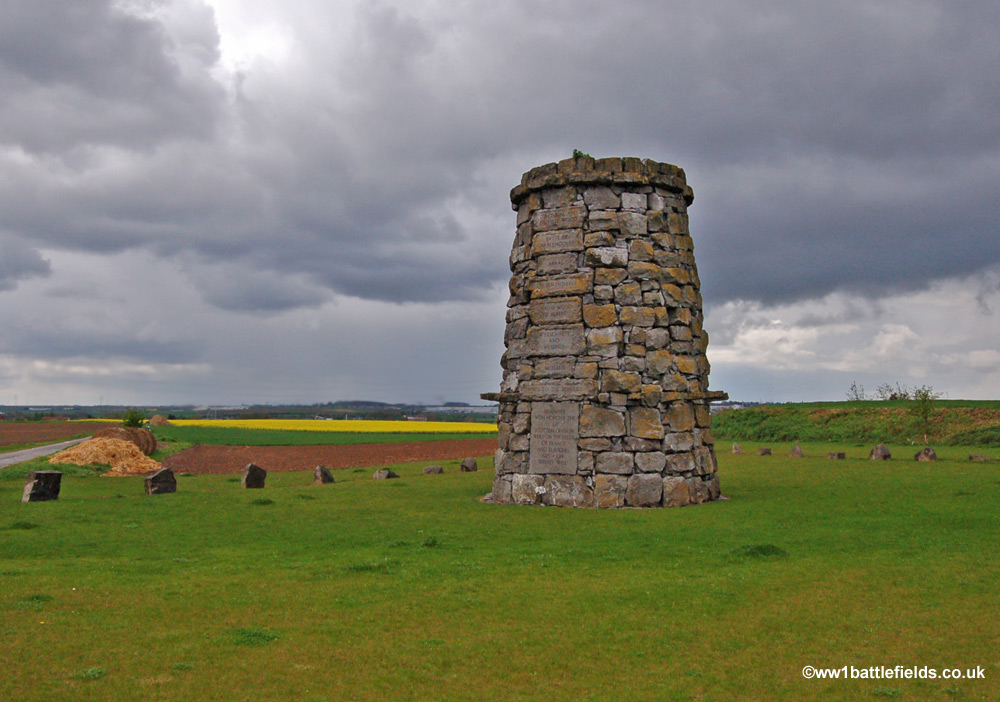 The 9th Scottish Division Memorial