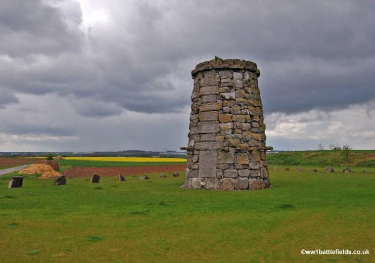 The 9th Scottish Division Memorial