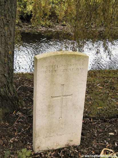Le Trou Aid Post Cemetery