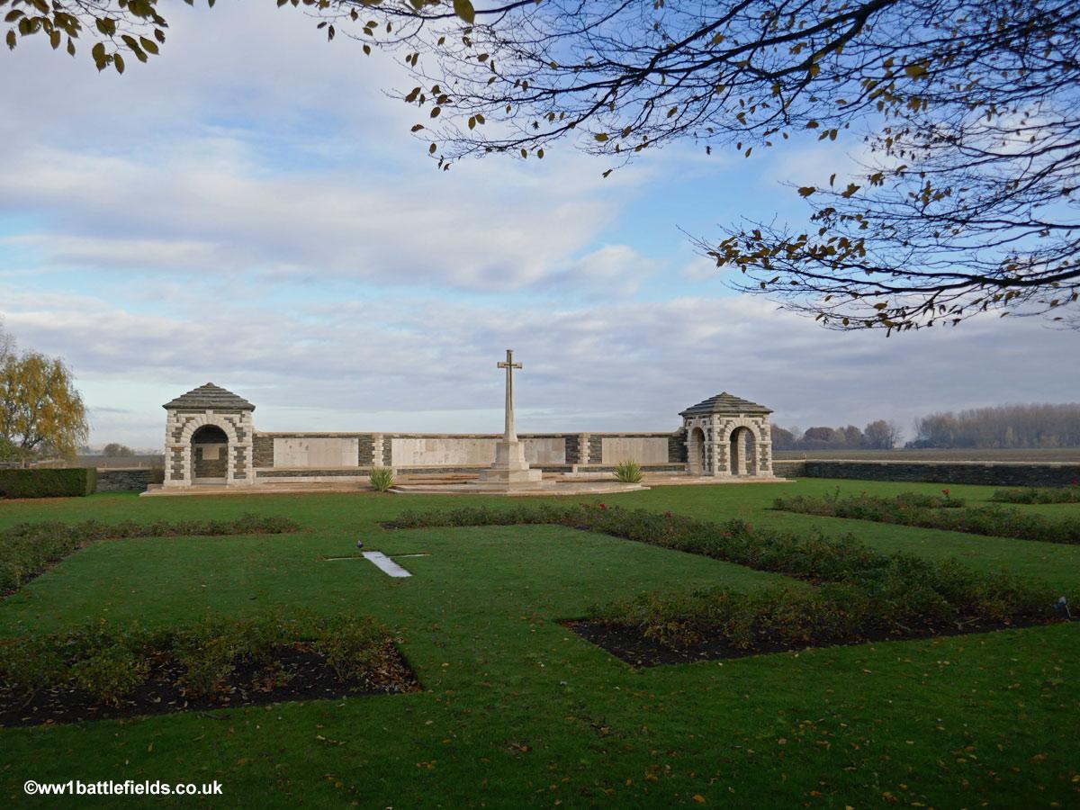 VC Corner Australian Cemetery