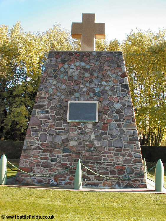 Canadian Artillery Memorial