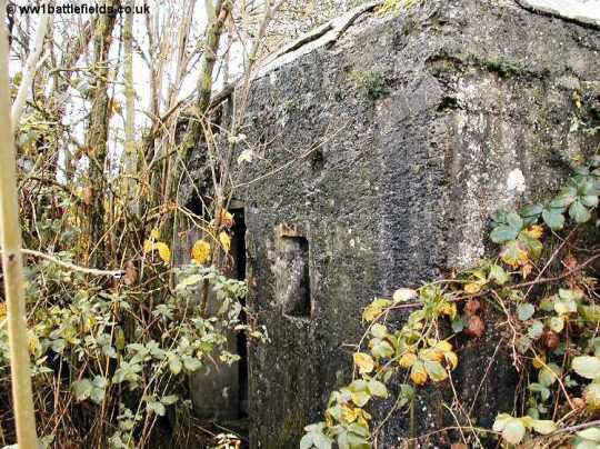 Bunker at Combles