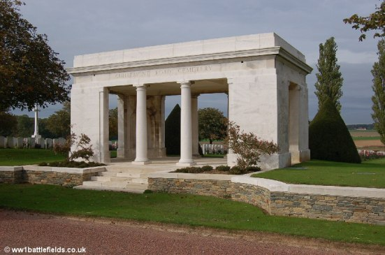 Guillemont Road Cemetery