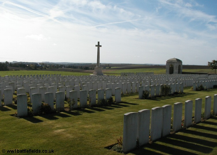 Ovillers Cemetery