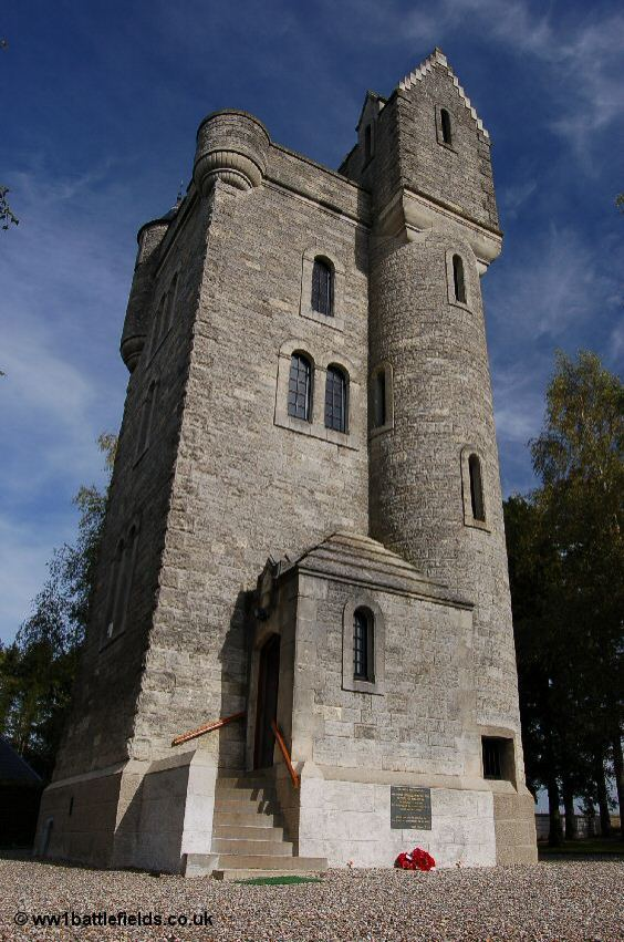 The Ulster Tower, Somme