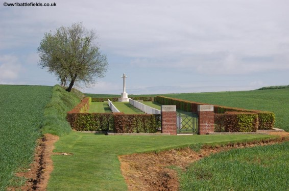 Beaumont Hamel British Cemetery