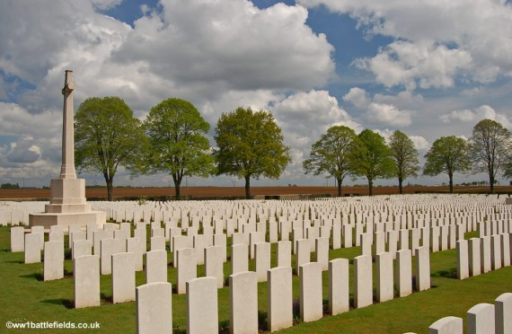Delville Wood Cemetery