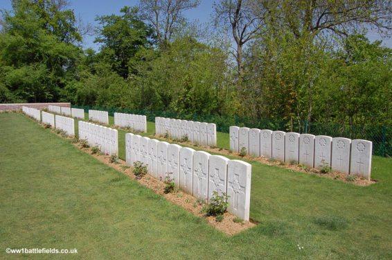 Devonshire Cemetery
