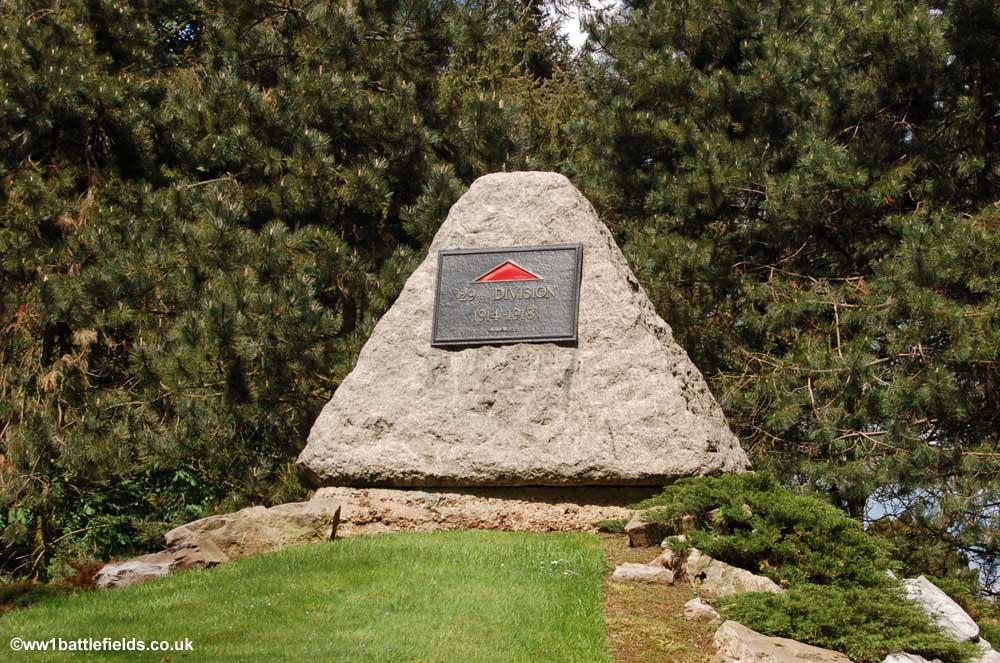 29th Division Memorial, Newfoundland Memorial Park
