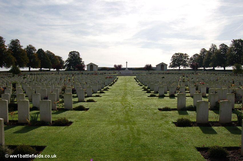 Serre Road No. 2 Cemetery