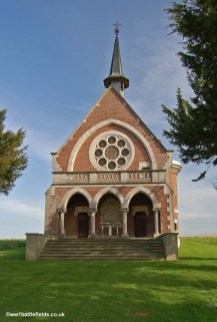 French chapel near Serre