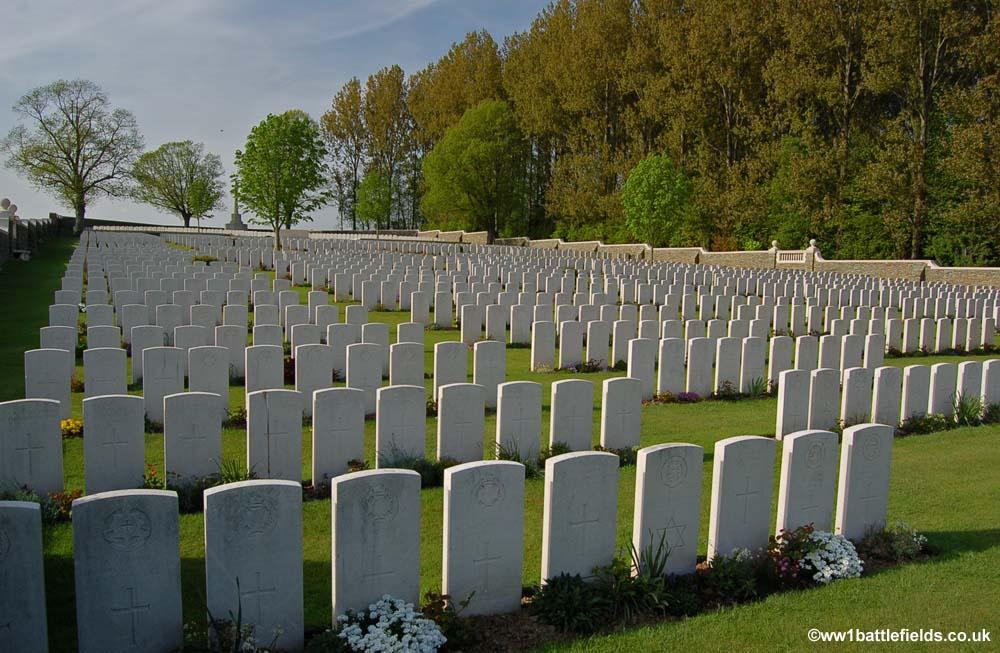 Serre Road No. 1 Cemetery