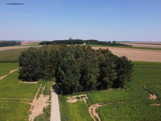 Site of Leipzig Redoubt