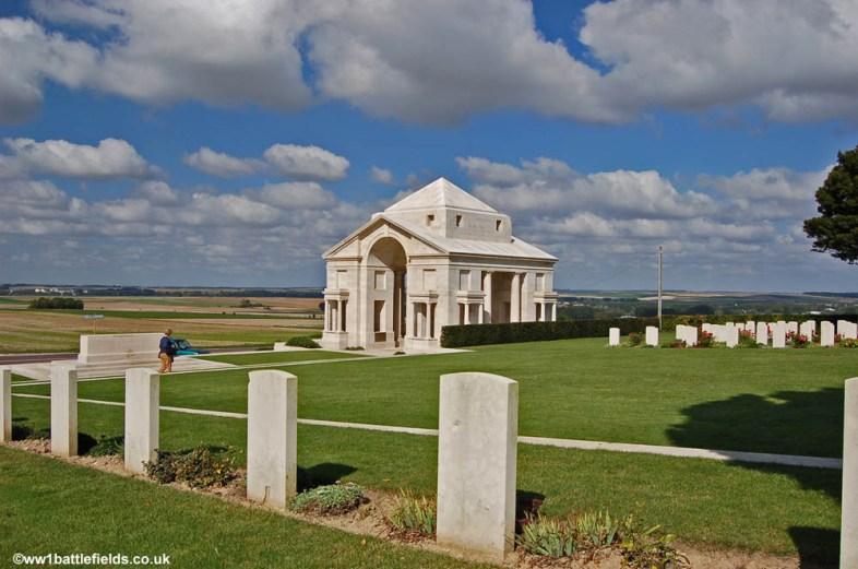 Villers-Brettoneux Cemetery