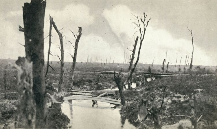 The Steenbeek during the war