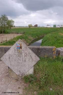 Albertina Marker by the Steenbeek