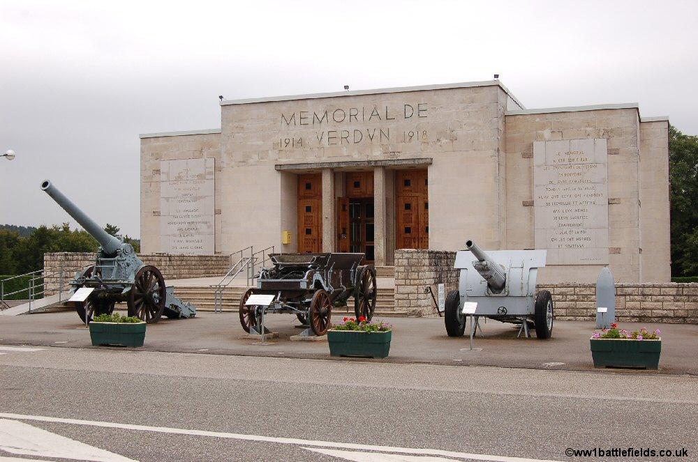Memorial Museum at Fleury