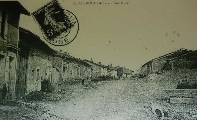 Douaumont Village before the Great War