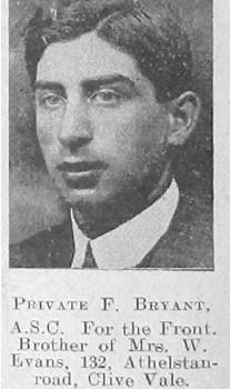 F Bryant