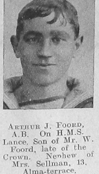 Arthur J. Foord