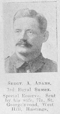 A Adams