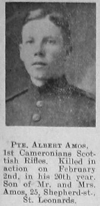 Albert Amos
