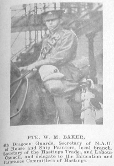 W M Baker