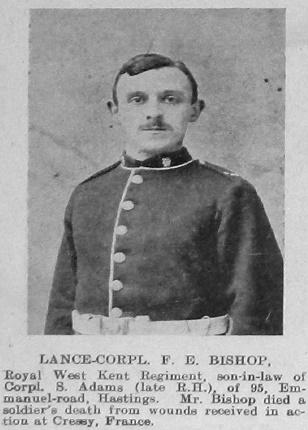F E Bishop