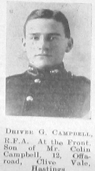 G Campbell