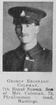 George Reginald Coleman